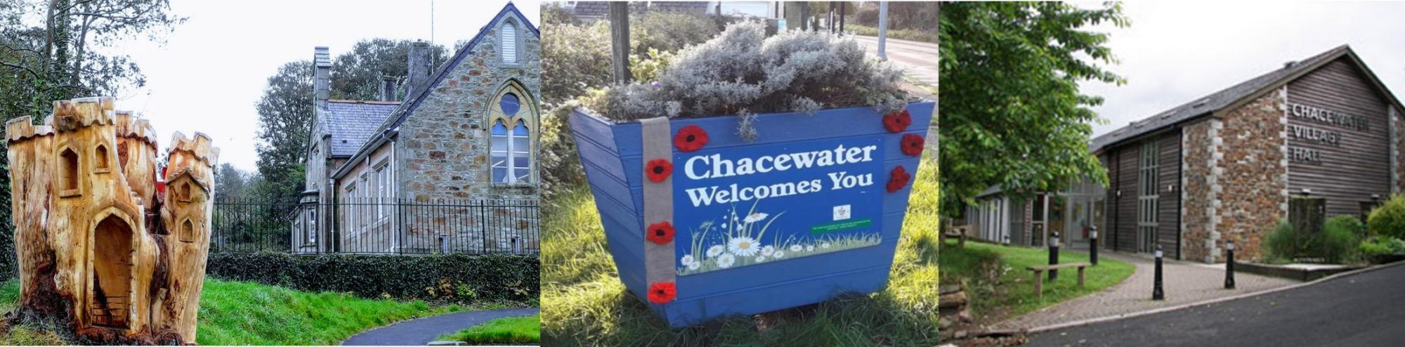 Chacewater Village Website